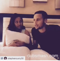 Steph took an L for this one: tu stephencurry30  dubsmash Om Steph took an L for this one