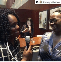 Memes, youtube.com, and Excel: tu the way with anoa @ninaturnerohio & @thewaywithanoa speaking at the DNC elections in ATL. keithfordnc dncchair ourrevolution notmeus gapol Repost @thewaywithanoa ・・・ I finally got to meet, hug, and hold space with the honorable Nina Turner. This woman is grace and excellence and so much more. I hope I continue to walk my talk as she does. See the full interview at YouTube.com-thewaywithanoa Dnc2017 dncfuture blackwomenmagic