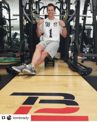 "Sports, Rush, and Arms: tu tombrady With combine week upon us, Tom Brady reflects back on the start of his pro career (via @tombrady): ""I found my combine shirt from 17 years ago and it got me thinking. This is what they said about me then..... Poor build, Skinny, Lacks great physical stature and strength, Lacks mobility and ability to avoid the rush, Lacks a really strong arm, Can't drive the ball downfield, Does not throw a really tight spiral, System-type player who can get exposed if forced to ad lib, Gets knocked down easily As @edelman11 always reminds me ... ""You can prove em right or you can prove em wrong!"" Good luck to all of you this weekend!!"""