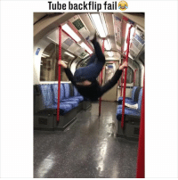 Fail, Memes, and Tube: Tube backflip fail That mate who thinks they're more athletic than they are... 😂🙈