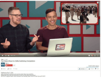 """Memes, Videos, and youtube.com: Tubers  REACT  OU  I1:49/9:54  act S7 E87  YouTubers React to Oddly Satisfying Compilation  FBE a  ЕЕ  15M  7,037,240 views  Download I ▼·曲165,838 5,034  Ad oShareMr  Published on Sep 11, 2016  Oddly Satisfying Compilation extra reaction videol https://goo.gl/zkSIYn  Please share this video and subscribe to all the YouTube stars! (Links Below  PLAYLIST to all the original videos featured in this episode. Watch them alhttps://goo.gl/K1eox9 <p>REACT© MEMES A SAFE INVESTMENT? via /r/MemeEconomy <a href=""""http://ift.tt/2qQSN8m"""">http://ift.tt/2qQSN8m</a></p>"""