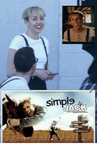 Memes, 🤖, and Simple: TUGG SPEED MAN  simple  MACK  SYNOPSIS  TRAILER  DOWNLOAD Simple Jack has a sister!