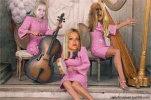 floptina: iamchloejean:  narputo:  What the fuck is Chloe doing here lmao why  cause Chloe is the queen of everything  im slaying that fucking harp : tumbir.com floptina: iamchloejean:  narputo:  What the fuck is Chloe doing here lmao why  cause Chloe is the queen of everything  im slaying that fucking harp
