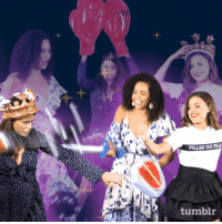 "Community, Tumblr, and Blog: tumblr <p><a href=""https://stardom.tumblr.com/post/176137663413/witchblr-get-excited-charmed-is-getting-a"" class=""tumblr_blog"">stardom</a>:</p> <blockquote> <p>Witchblr, get excited. <i>Charmed</i> is getting a reboot—and this time around, the showrunners realize the importance of representation. The series will star women of color and at least one character a member of the LGBTQ community.<br/></p> <p>Actresses Madeleine Mantock, Melonie Diaz, and Sarah Jeffery demonstrated just how happy that makes us when we ran into them at SDCC.</p> </blockquote>"