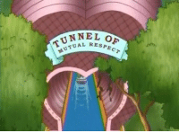 Love, Vanilla, and More: TUNNE  MUTUAL RE  RESPEC7 <p>So much more satisfying than its vanilla &ldquo;Tunnel of Love&rdquo; counterpart!</p>