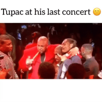 Memes, Tupac, and 🤖: Tupac at his last concert riptupac
