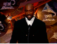 Tupac at the Grammy Awards, 1996 https://t.co/xfpoBIfYBP: Tupac at the Grammy Awards, 1996 https://t.co/xfpoBIfYBP