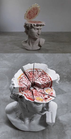 Tumblr, Blog, and Http: turecepcja:  Sculptures by  Cao Hui