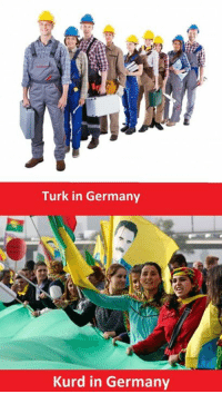 Share pls.: Turk in Germany  Kurd in Germany Share pls.