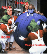 Corn, Invest, and Template: Turke  Corn  Me  Rolls  Mashed Potatoes New format, invest now. Template available via /r/MemeEconomy https://ift.tt/2r5clqy