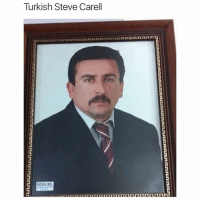 This is the best thing I've seen all day @theamericanizedfrench: Turkish Steve Carell  annoona.oaaanonannn  OTO NIL This is the best thing I've seen all day @theamericanizedfrench