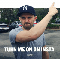 Memes, Tomorrow, and 🤖: TURN ME ON ON INSTA!  @GARYVEE You're gonna want to turn it on and join the 60secclub ( which means u have to post a comment on my latest insta post within and minute and use hashtag 60secclub ) because tonight it early toMorrow I will be giving. Away a trip to NYC to meet me for 30 min face to face ... who's ready??? entrepreneurlife