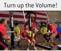 Memes, 🤖, and Volume: Turn up the Volume!  FAIL ARMY *turns up volume