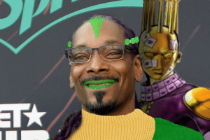 Turning People into JoJo Characters until Stone Ocean is announced: Day 45: Turning People into JoJo Characters until Stone Ocean is announced: Day 45