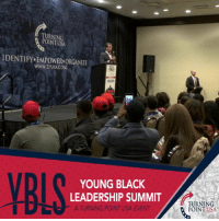 Charlie, Donald Trump, and Memes: TURNING  POINT USA  IDENTIFY EMPOWER ORGANIZE  WWW.TPUSA.COM  YBLS  YOUNG BLACK  LEADERSHIP SUMMIT  A TURNING POINT USA EVENT  TURNING  POINT USA HISTORY IN THE MAKING! 🇺🇸🇺🇸🇺🇸   Turning Point USA 's Young Black Leadership Summit is LIVE for opening night featuring Candace Owens Charlie Kirk Donald Trump Jr.! #YBLS2018