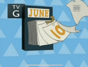 Reddit, Today, and Day: TV  CC  G JUNE Today is the only day this is relevent