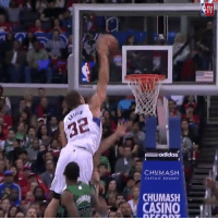 5 years ago today, Blake Griffin posterized Kris Humphries with one of the best dunks of the year.   Back then, the general public used to confuse the two because Blake was a star and Kris was married to Kim Kardashian.  https://t.co/atSJPpkIp3: TV  CHUMASH  CHUMASH  CASINO 5 years ago today, Blake Griffin posterized Kris Humphries with one of the best dunks of the year.   Back then, the general public used to confuse the two because Blake was a star and Kris was married to Kim Kardashian.  https://t.co/atSJPpkIp3