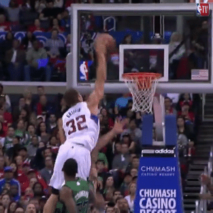 """6 years ago today, Blake Griffin posterized Kris Humphries with one of the best """"dunks"""" of the year.   Back then, the general public used to confuse the two because Blake was a star and Kris was married to Kim Kardashian.   https://t.co/atSJPpkIp3: TV  CHUMASH  CHUMASH  CASINO 6 years ago today, Blake Griffin posterized Kris Humphries with one of the best """"dunks"""" of the year.   Back then, the general public used to confuse the two because Blake was a star and Kris was married to Kim Kardashian.   https://t.co/atSJPpkIp3"""