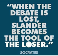 """Memes, Lost, and Tool: TWHEN THE  DEBATE IS  LOST  SLANDER  BECOMES  THE TOOL OF  THE LOSER.""""  SOCRATES Some things stay the same."""