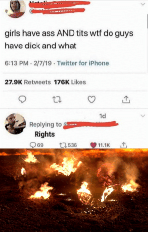 Twice the thot double the fall: Twice the thot double the fall