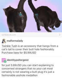 Cats Tail