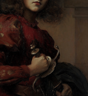 twirld:St. Joan of Arc (detail, 1909) Paul Antoine de la Boulaye   : twirld:St. Joan of Arc (detail, 1909) Paul Antoine de la Boulaye