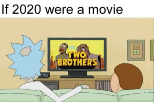 Two brothers. Its just Called 2 bros: Two brothers. Its just Called 2 bros