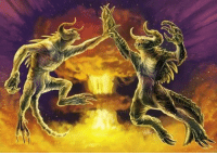 Two Deathclaws High Fiving, best thing to exist since sliced bread twodeathclawshighfiving deathclaw highfive art artwork gameart falloutart fallout fallout3 falloutnewvegas fallout4 falloutmemes memes gaming gamer: Two Deathclaws High Fiving, best thing to exist since sliced bread twodeathclawshighfiving deathclaw highfive art artwork gameart falloutart fallout fallout3 falloutnewvegas fallout4 falloutmemes memes gaming gamer