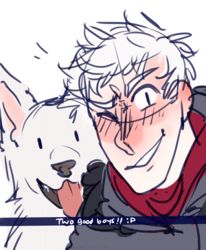 bubblyernie:  i love drawing aph prussia and types of big boofer dogs bc same dummy energy tbhart tag // commission info : Two good boys!! P bubblyernie:  i love drawing aph prussia and types of big boofer dogs bc same dummy energy tbhart tag // commission info