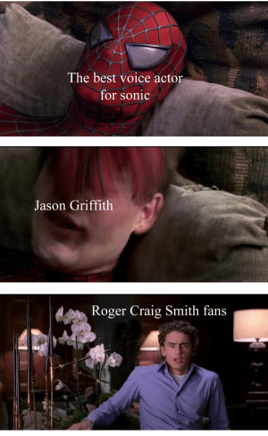 Two of my favorite things: the Holy Trilogy and Roger fans getting what they fucking deserve!: Two of my favorite things: the Holy Trilogy and Roger fans getting what they fucking deserve!