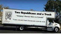 """Hey, libs, all aboard liberal Trump MAGA PresidentTrump NotMyPresident USA theredpill nothingleft conservative republican libtard regressiveleft makeamericagreatagain DonaldTrump mypresident buildthewall memes funny politics rightwing blm snowflakes: Two Republicans and a Truck  Helping Liberals Move to Canada""""  Cause you can't find 2 Democrats to do the work Hey, libs, all aboard liberal Trump MAGA PresidentTrump NotMyPresident USA theredpill nothingleft conservative republican libtard regressiveleft makeamericagreatagain DonaldTrump mypresident buildthewall memes funny politics rightwing blm snowflakes"""