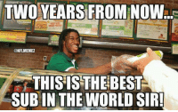 Be Like, Future, and Nfl: TWO YEARS FROM NOW  FREE  @NFLIMEMEZ  THIS ISTHE BEST  SUB IN THE WORLD SIR! RGIII in the future be like...
