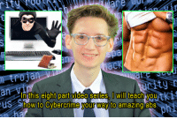 """Facebook, Target, and Tumblr: ty  In this eight part video series, I will teach you  how to Cybercrime your way to amazing abs <p><a href=""""http://neilblr.com/post/30262323907"""" class=""""tumblr_blog"""" target=""""_blank"""">neilcicierega</a>:</p><blockquote><p>This isn't from a new video or anything, i just needed a new facebook picture</p></blockquote>"""