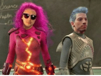 Tyler and Josh as lava girl and shark boy! I used to love this movie as a child!: Tyler and Josh as lava girl and shark boy! I used to love this movie as a child!