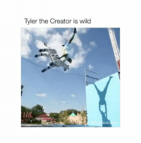 Wow who is he 😱 Credit: @the.incredible.holt: Tyler the Creator is wild  sav Wow who is he 😱 Credit: @the.incredible.holt