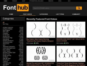 Community, Family, and Orgy: TYPCGRAPHICAL WELLNESS  HOME  PREMIUM  SHOP  INSIGHTS  SITES  EN-  Font hub  Search 8.373,006 videos..  HOME  FONT VIDEOS  CATEGORIES  LIVE TYPING  COMMUNITY  Categories  Recently Featured Font Videos  All  Serif Only  (X-  ) .  Amateur Ligatures  Antiqua (Vintage)  Big Dingbats  Bowl Jobs  24.235  15.852  ( X)  y)  29,532  125.135  Capsplay  2,863  Condensed  63,135  HD 1424  Double Arial  312,642  HD 2451  Font Family Orgy  Glyphshots  Grotesk (Hardcore)  13,753  Big Caslon Gets Insane Kerning  BODONI AND DIDOT GET BOLD WITH  21,542  24.853  Treatment By Insane Graphic Designer  EACH OTHER  174.235  Handwriting Jobs  HeavyThin  5210 views 83%  97 %  8210 views  14,258  Italic  266,235  63.125  Japanese Calligraphy  Lowercase/Uppercase  POV Leading  Public Typing  Reverse Cowboy Type  Roman Thicc  (i})  42,753  ) (  (X ) ( X )  638.643  28,246  13.864  24.753  825.863  Rough Kerning  (li) (i)  Senfetish  117,354  Slab Me Hard  Small Caps  84,234  185.245  HD 071  HD 4419  Tracking  Transascender  842  3.753  Myriad Pro and Arial GET DOMINATED  Times And Times New Roman Having a  Ultra-Black  327.642  AND HUMILIATED by HELVETICA  Good Time While Begging to Get Slabbed.  Widnws  37.532