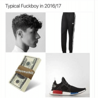 Black people cant be fuck boys cause this starter pack says so .. @byemychill: Typical Fuckboy in 2016/17  @byemychill Black people cant be fuck boys cause this starter pack says so .. @byemychill