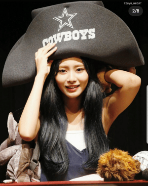 Dallas Cowboys, Philadelphia Eagles, and Stan: TZUYU_HEaaT  2/8  COWBOYS  AUROBA As an eagles fan and a tzuyu stan, this really fucked up my day