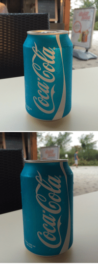 Coca-Cola, Drinking, and Fucking: u=330 ml cynicalhippie: zerotide:  bakufundoshi:  honestly this is so much nicer than red  this is coca-cola i can feel calm drinking. no bright screaming red. no anger. no hatred. just a nice sky blue. this is a soda i can feel relaxed with.   Is everyone on this site a fucking bull?