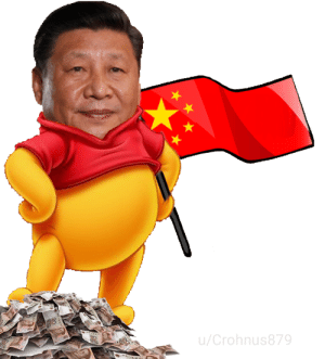 Dank, Memes, and Phone: u/Crohnus879 Posting this image until the Chinese government factory resets my phone - Day #2 by Crohnus879 MORE MEMES
