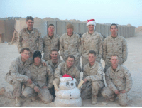 Merry Christmas, my first deployment to Iraq  -El Guapo: u Merry Christmas, my first deployment to Iraq  -El Guapo