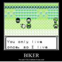A YOLO visionary! 👊 - Sent in by FunnyPokemonAmbassador @fennekinlover4life ! Thanks! ___________ Want to become an official Funny Pokemon Ambassador too? Then DM us your best and funniest pokemon memes to feature 😀 ___________ pokemon nintendo anime charizard geek deviantart yolo charmander comics pikachu meme playstation dankmemes pokemoncards followme gamer entrepreneur pokemontcg dank pokemongo tumblr pokemonsunmoon likeme lol disney nintendoswitch switch: u only live  BIKER  He said YOLO before it was cool A YOLO visionary! 👊 - Sent in by FunnyPokemonAmbassador @fennekinlover4life ! Thanks! ___________ Want to become an official Funny Pokemon Ambassador too? Then DM us your best and funniest pokemon memes to feature 😀 ___________ pokemon nintendo anime charizard geek deviantart yolo charmander comics pikachu meme playstation dankmemes pokemoncards followme gamer entrepreneur pokemontcg dank pokemongo tumblr pokemonsunmoon likeme lol disney nintendoswitch switch