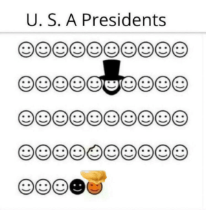 This is quite funny: U. S. A Presidents This is quite funny