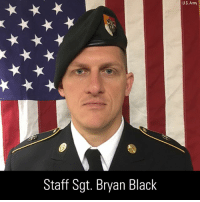 Friday, Memes, and Soldiers: U.S. Army  Staff Sgt. Bryan Black Staff Sgt. Bryan Black, 35, Special Forces medical sergeant. Staff Sgt. Jeremiah Johnson, 39, chemical, biological, radiological and nuclear specialist. Staff Sgt. Dustin Wright, 29, engineer. The three USArmy Green Berets killed in Niger earlier this week were identified Friday as decorated soldiers based out of Fort Bragg. A fourth soldier was also killed, but has not been identified yet.