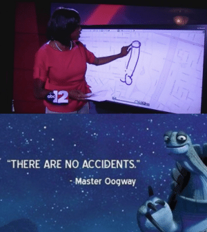 """Happy accidents: U SaePh  OBICH  Des to  Derport Ae  toerpotAe  ConSt  State St  Conpe  12  abc  """"THERE ARE NO ACCIDENTS.""""  Master Oogway  sWahngton Ave  NJtfenon Aue Happy accidents"""