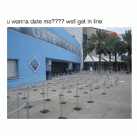 Our 5 favourite memes about being single. Swipe ➡️➡️➡️➡️➡️: u wanna date me???? well get in line Our 5 favourite memes about being single. Swipe ➡️➡️➡️➡️➡️