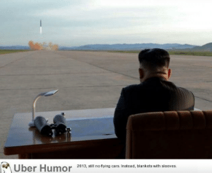 failnation:  Kim Jong-un watching the rocket take off looks like a Pink Floyd album cover: Uber  Humor  2013, ill no tying ars Instead, blankets with sleeves failnation:  Kim Jong-un watching the rocket take off looks like a Pink Floyd album cover