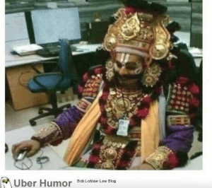 failnation:  After 2 hours of arguing with tech support you face the final boss: Uber Humor  Bob Loblaw Law Blog failnation:  After 2 hours of arguing with tech support you face the final boss