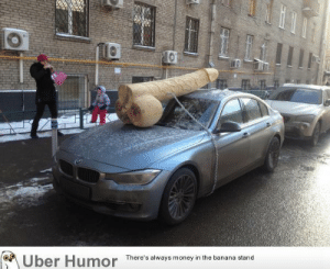 failnation:  Daily Morning Epicness (40 Pictures): Uber  Humor  There's always money in the banana stand failnation:  Daily Morning Epicness (40 Pictures)