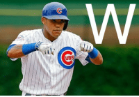 Cubs win 9-8! A wild one! The Cubs hit five homers (@addison_russell, @willsoncontreras40, @kschwarb12, @benzobrist18, and @jheylove22). cubs mlb baseball letsgo flythew thatscub gocubsgo: UBS Cubs win 9-8! A wild one! The Cubs hit five homers (@addison_russell, @willsoncontreras40, @kschwarb12, @benzobrist18, and @jheylove22). cubs mlb baseball letsgo flythew thatscub gocubsgo